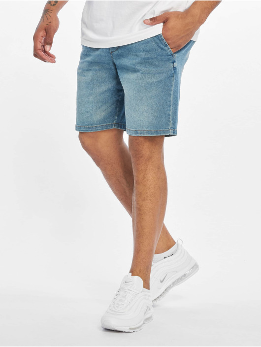 Only & Sons Pantalón cortos onsRod Washed azul