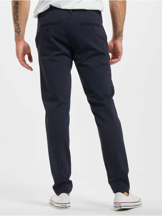 Only & Sons Pantalone chino onsMark Stripe Noos blu