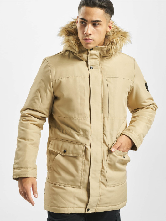 Only & Sons Parka onsBasil Noos beige