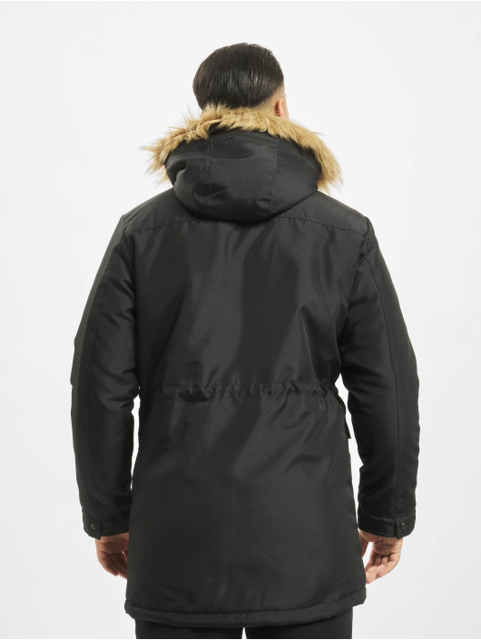 Only & Sons Parka onsBasil black