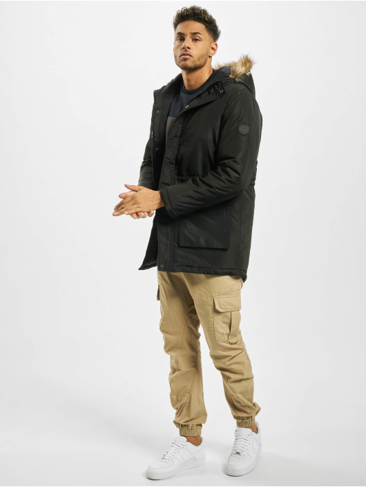 Only & Sons Parka Onseric black