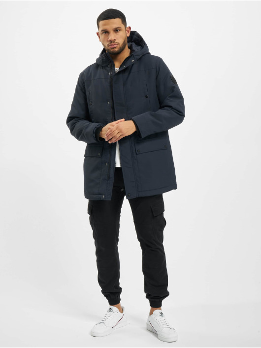 Only & Sons Parka onsPeter Techincal bleu