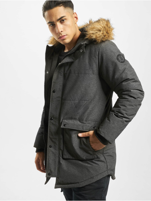 Only & Sons Parka onsTravis WP grau
