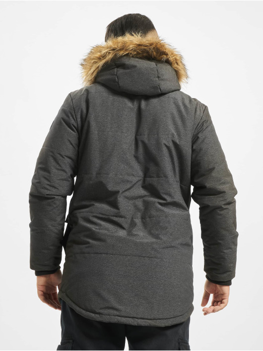 Only & Sons Parka onsTravis WP grijs