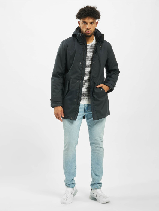 Only & Sons Parka onsFavour Walther niebieski