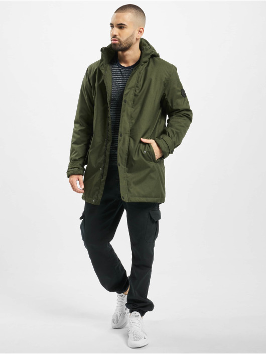 Only & Sons Parka onsFavour Walther olijfgroen