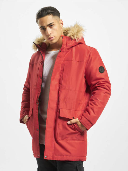 Only & Sons Parka onsBasil rouge