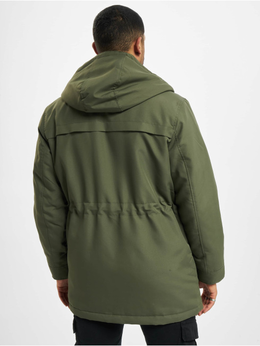 Only & Sons Parka onsPeter Techincal zelená