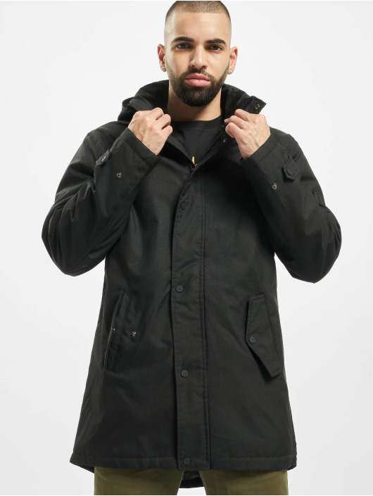 Only & Sons Parka onsFavour Walther zwart