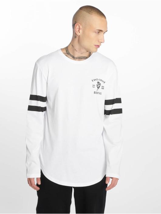 Only & Sons Pitkähihaiset paidat onsSeast valkoinen