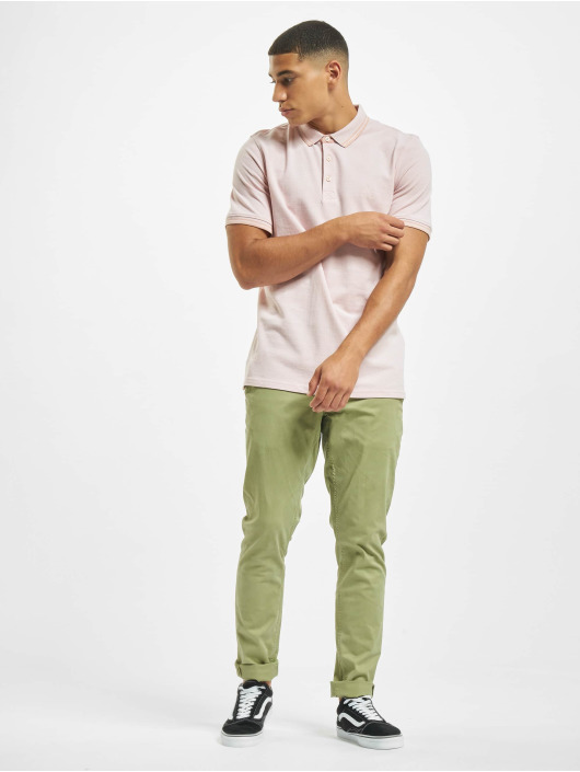 Only & Sons Polo onsStan Life Fitted Noos rose