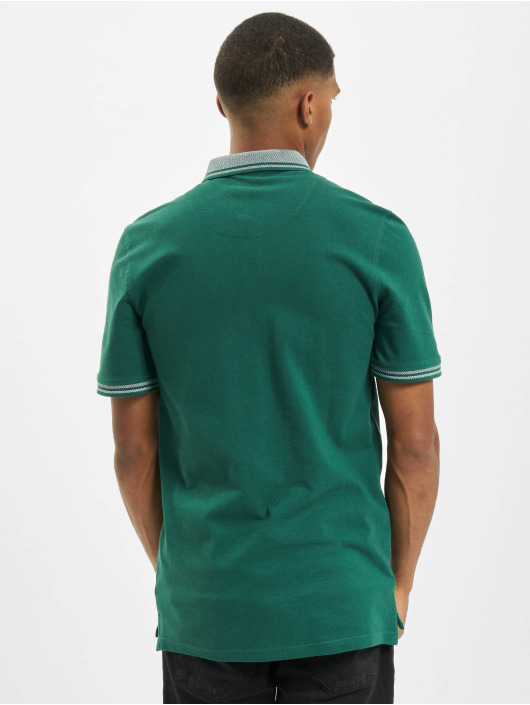 Only & Sons Polo onsStan Life Fitted Noos vert