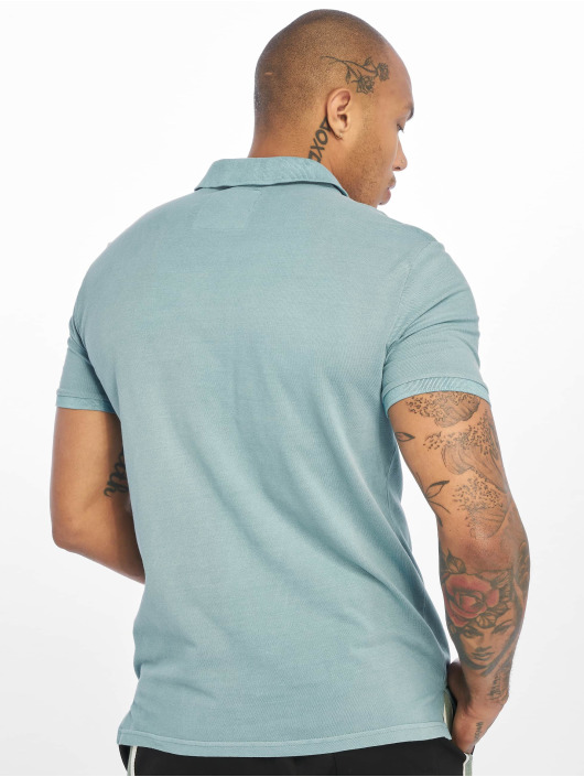 Only & Sons Poloshirt onsEven Stand Fitted Noos blau