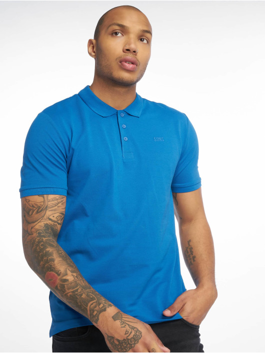Only & Sons Poloshirt onsScott blue