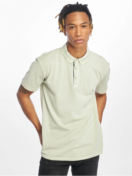 Only & Sons Poloshirt onsEven Stand Fitted Noos grau