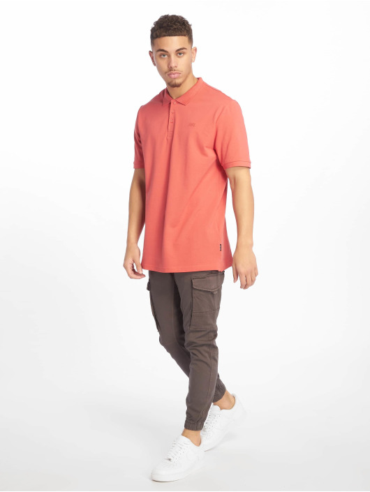 Only & Sons Poloshirt onsScott Pique Noos rot