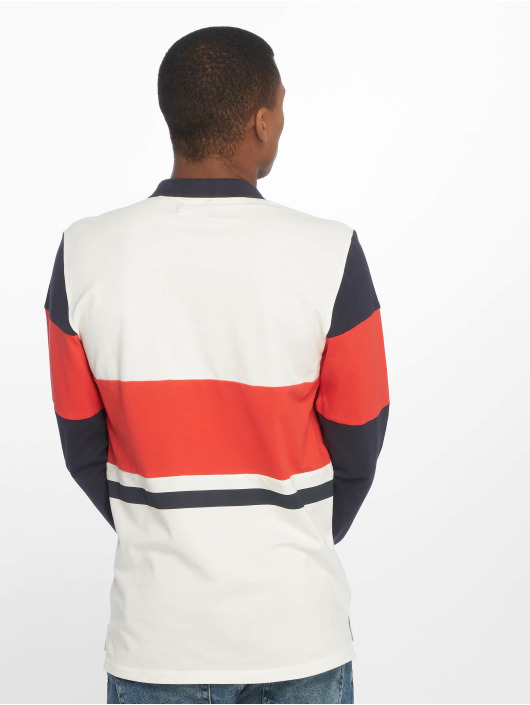 Only & Sons Poloshirt onsJay Sweat Colorblock white