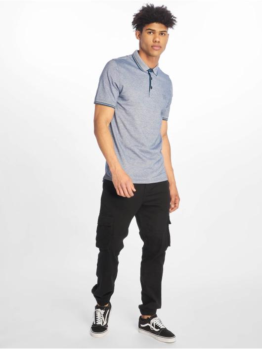 Only & Sons Poloskjorter onsStan Fitted Noos blå