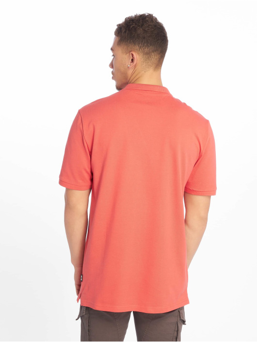 Only & Sons Poloskjorter onsScott Pique Noos red