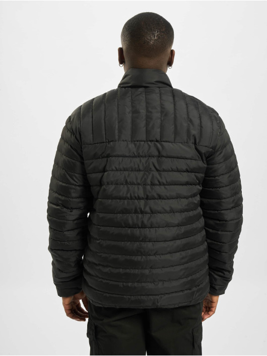Only & Sons Prechodné vetrovky onsPaul Quilted Highneck èierna