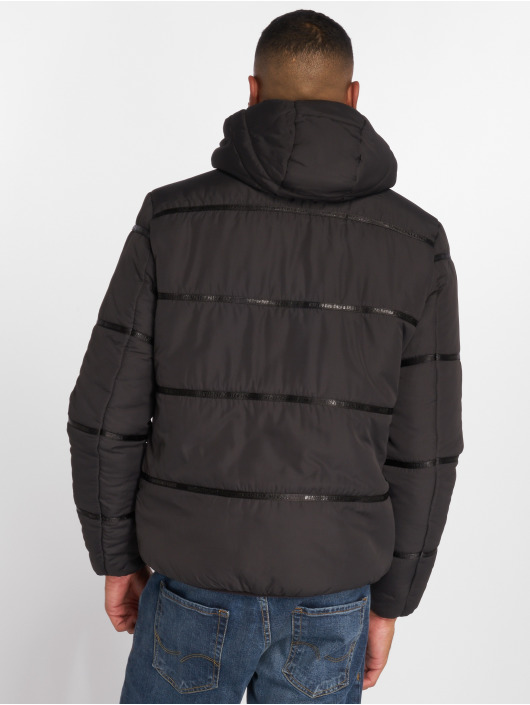 Only & Sons Puffer Jacket onsSilaz black