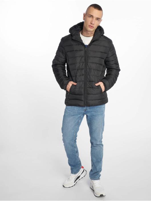 Only & Sons Puffer Jacket onsLiner blau