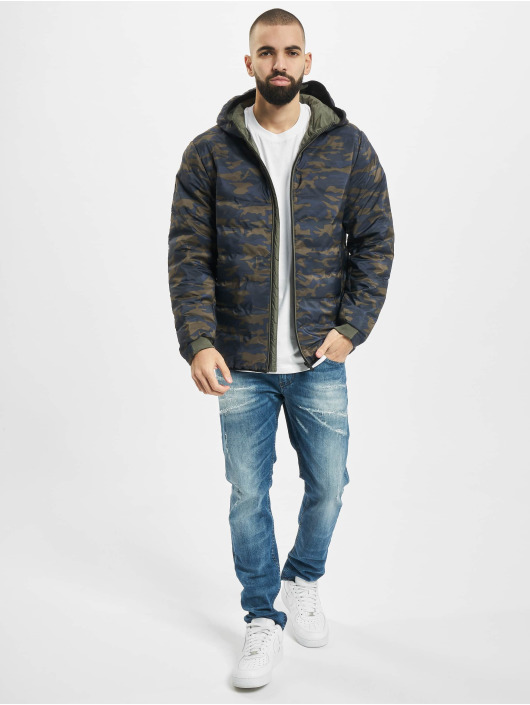 Only & Sons Puffer Jacket onsYok camouflage