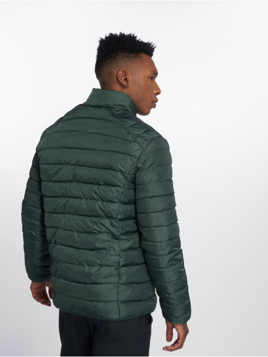 Only & Sons Puffer Jacket onsLiner green