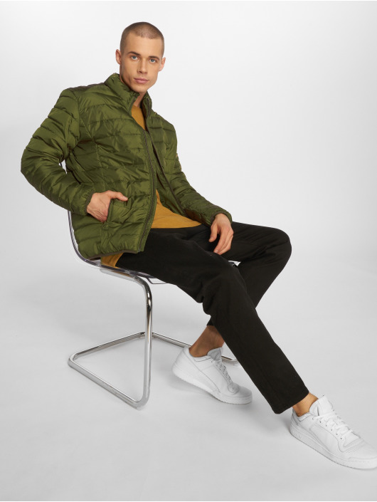 Only & Sons Puffer Jacket onsLiner olive