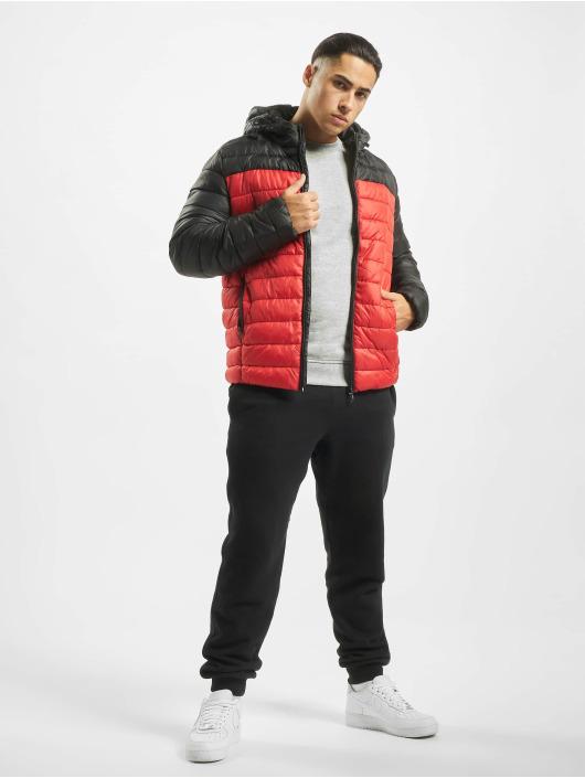 Only & Sons Puffer Jacket onsSteven red