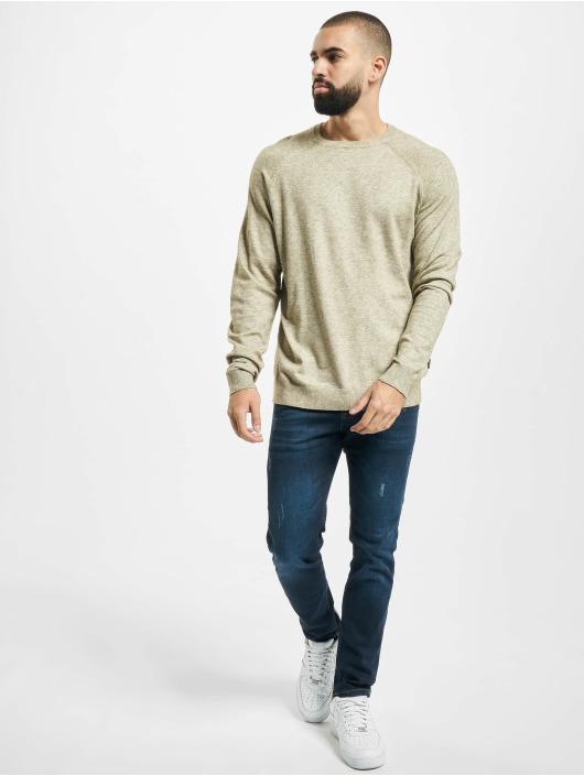 Only & Sons Pullover onsMikkel 12 Soft Raglan Noos beige