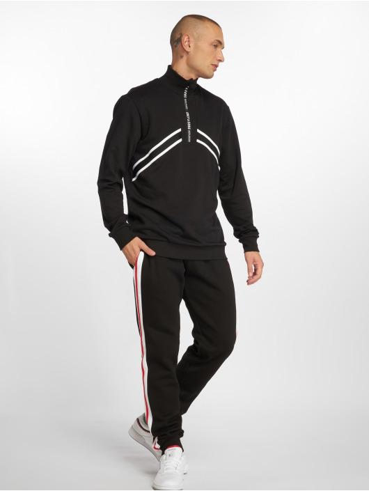 Only & Sons Pullover onsWyatt Half Zip black