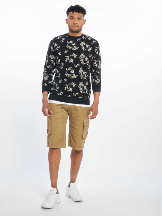 Only & Sons Pullover onsNed Washed black