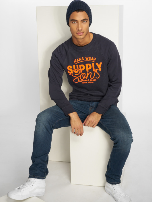 Only & Sons Pullover onsJermaine blau