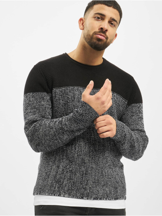 Only & Sons Pullover onsSato 5 Colorblock Knit Noos blau