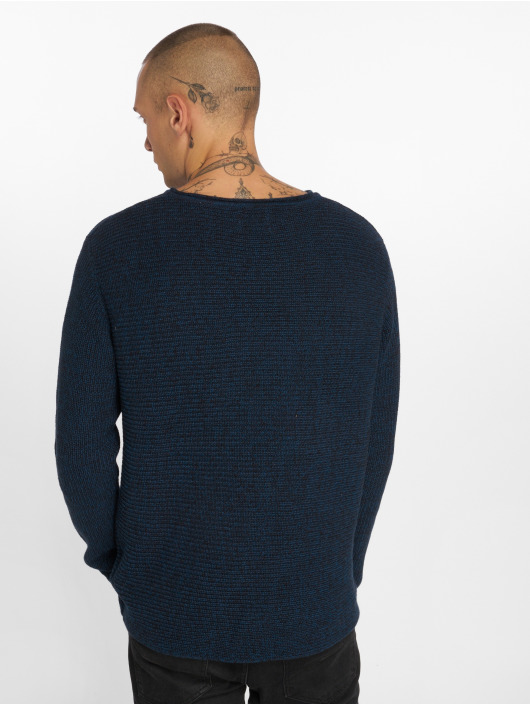 Only & Sons Pullover Onssato 5 Multi Clr Knit blue