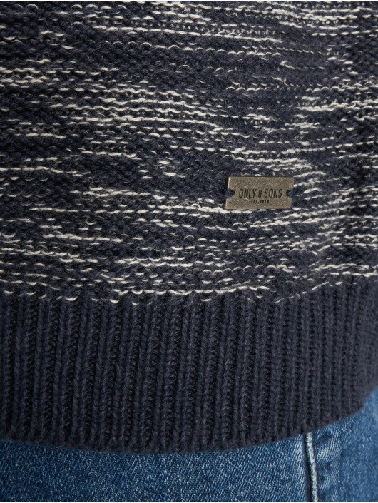 Only & Sons Pullover onsCopper blue