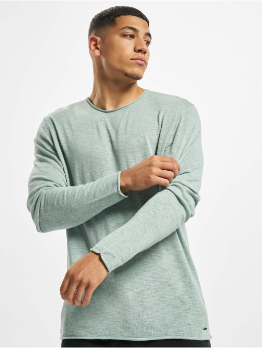 Only & Sons Pullover onsDaren 12 Slub Knit blue
