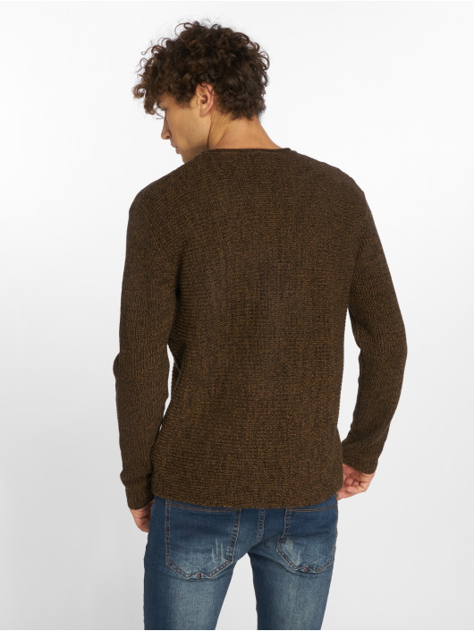 Only & Sons Pullover Onssato 5 Multi Clr brown