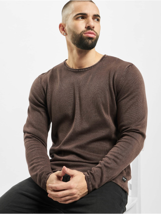 Only & Sons Pullover onsGarson brown