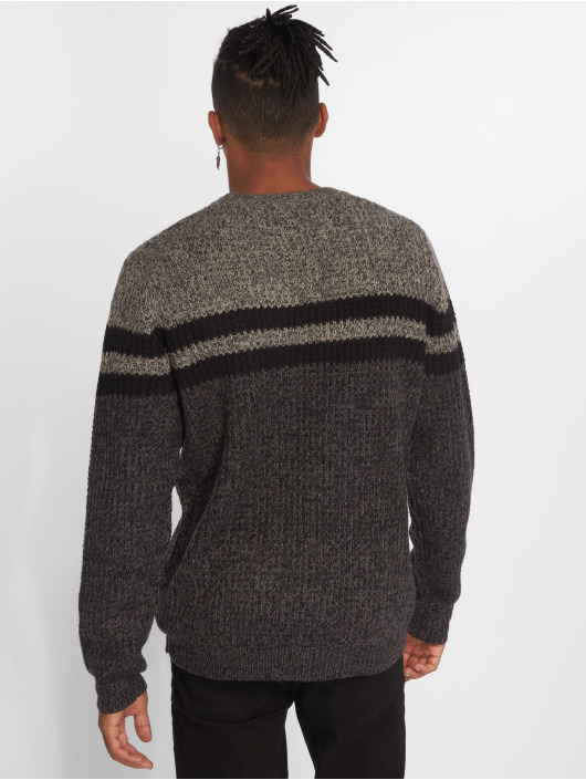 Only & Sons Pullover onsLazlo 3 Blocked grau