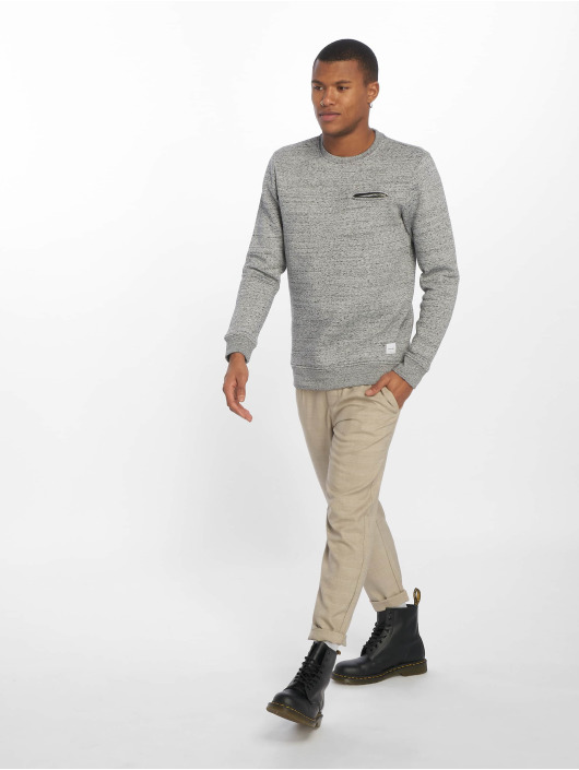 Only & Sons Pullover WF Walter Fleece CN EXP grau