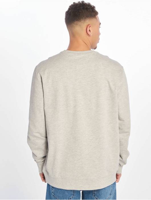 Only & Sons Pullover onsBasic Unbrushed grau