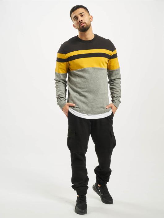 Only & Sons Pullover onsmDamie Slim grau