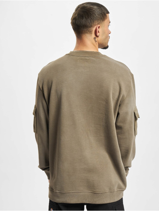 Only & Sons Pullover Onsnino grau