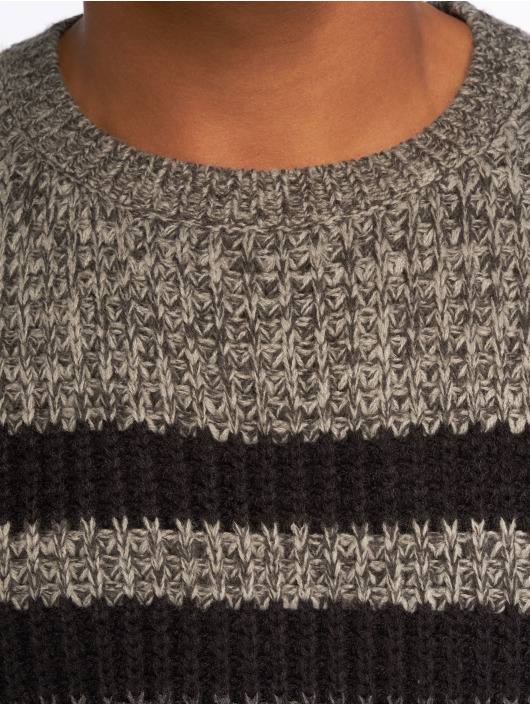 Only & Sons Pullover onsLazlo 3 Blocked gray