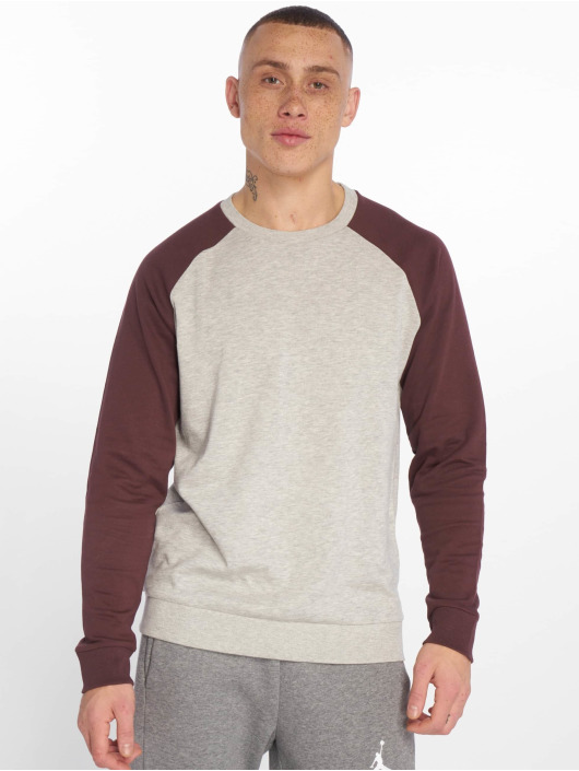 Only & Sons Pullover WFCAMP Raglan Crew gray