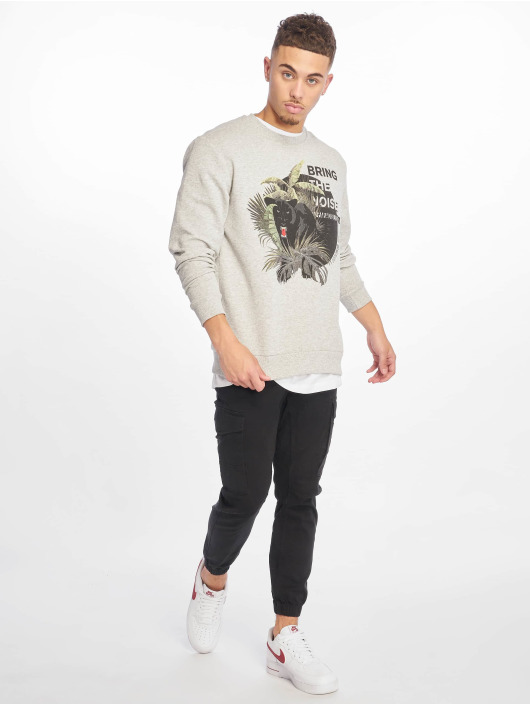 Only & Sons Pullover onsPedley gray