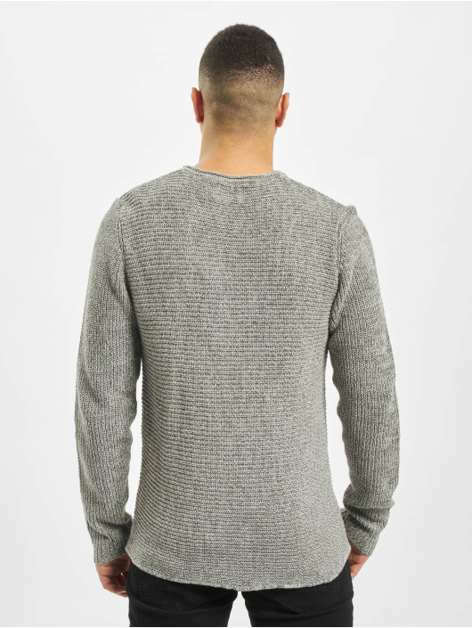 Only & Sons Pullover onsSato 5 Multi CLR Knit Noos gray
