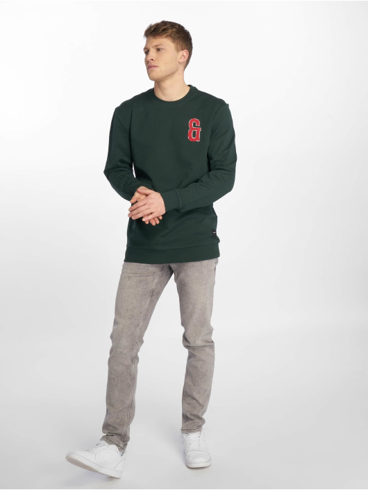 Only & Sons Pullover onsNik Patch green